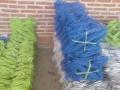 penampakan hanger kawat laundry